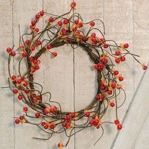 "Other - Bittersweet Harvest 12"" Wreath"